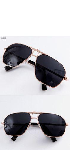 Square Boeing Police Sunglasses