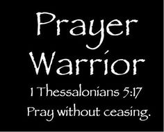 "I give so many thanks to God yet again tonight for my steadfast ""Prayer Warriors""....for praying us through yet another medical crisis today. THIS one for a long time family friend. I don't know what I'd do without you all.....thank you from the bottom of our hearts. We love you."