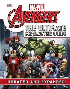 Marvel The Avengers: The Ultimate Character Guide - product image 1