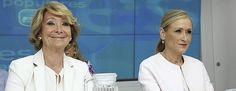 Esperanza Aguirre dejará la presidencia del PP de Madrid