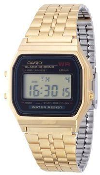 Casio digital / ShopStyle(ショップスタイル): Beams CASIO /  A159  GOLD