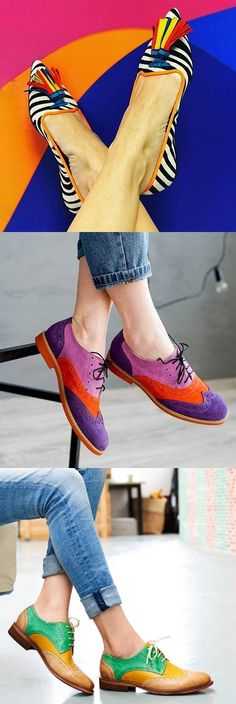 GiftHerShoes offers a wide selection of trendy fashion style women's shoes, clothing. Affordable prices on new shoes, tops, dresses, outerwear and more. New Shoes, Loafers, Short Sleeve Denim Dress, Trendy Fashion, Womens Fashion, Walk This Way, Shoe Game, Wardrobes, Moda