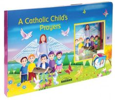 This board book--with bright, vibrant, and charming illustrations--introduces young children to traditional and new Prayers. On each two-page spread, they will see a picture that they can then recreate, using the nine blocks. Catholic Books, Catholic Kids, Prayer Pictures, New Pictures, Prayer Book, Book Gifts, Book Publishing, Books Online, Childrens Books