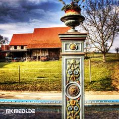 Markus Medinger Picture of the Day | Bild des Tages 13.03.2016 | www.mkmedi.de #mkmedi  #365picture #365DailyPicture #pictureoftheday #bilddestages #landscape  #instagood #photography #photo #art #photographer #exposure #composition #focus #capture #moment  #frühling #spring #landleben #countryside #brunnen #fountain #siegelhausen #marbach #ludwigsburg #badenwuerttemberg #germany #deutschland #europa  @badenwuerttemberg @visitbawu @srs_germany @srs_buildings