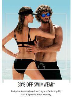 Coupons Australia, Rip Curl, 30th, Bikinis, Swimwear, Style, Fashion, Bathing Suits, Swag