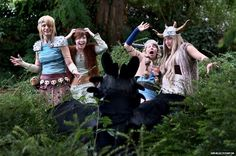 How To Train Your Dragon Halloween Cosplay Costume Ideas