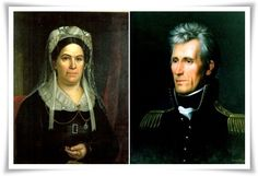 Andrew Jackson and Rachel Donelson - Bing Images One of the most controversial first ladies, she was married to Lewis Robards of Ky. She had believed that her ex-husband had finalized their divorce, but in fact, he did not legally file the papers.Because divorce was frowned upon, Jackson's opponents used Rachel calling her a woman of loose morals.  The stress caused Rachels death and she never got to see him become president.She passed away two months before he took office.