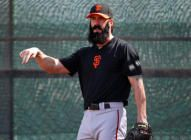 One of the most interesting personalities in MLB: the Giants closer, Brian Wilson.