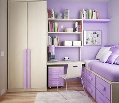 Teenage Girl Bedroom Ideas For Small Rooms