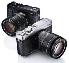 Fujifilm X-E1 Compact System Camera - First Shots