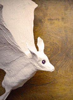Make it Happen: Spooky Bat DIY - Mister Finch http://www.anthropologie.com/uk/en/blog/make-it-happen-spooky-bat-diy/