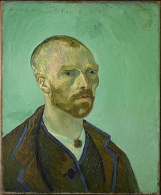 Vincent van Gogh / Self-Portrait Dedicated to Paul Gauguin / 1888 / Oil on canvas