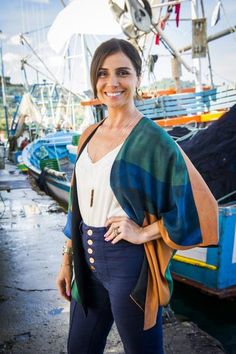 Alice (Giovanna Antonelli) sol nascente novela, roupas, Brazilian soap opera