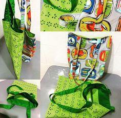 Conjunto de tote bags ideales para diversas situaciones