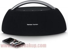 Enceinte GO and Play Mini de Harman-Kardon coloris noir Audio Design, Harman Kardon, Akg, Fitbit Flex, Keds, Bluetooth, Play, Mini, Speakers