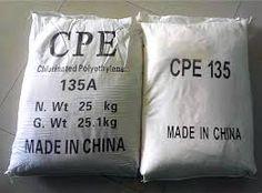 Image result for chlorinated polyethylene