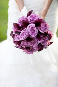 Roses Bouquet - Wedding Inspirations