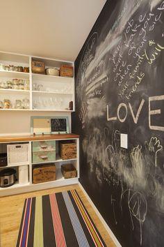 Chalkboard Wall   NZ Homes   Build me.   Building NZ   buildme.co.nz/nz-homes