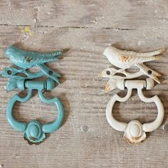 Pewter Bird Drawer Pulls   Decorative Drawer Pulls