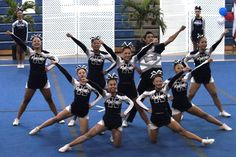 Ka Leo o Nā Koa : Maui Warriors take cheer title second year in a row - Lindsey Scott - Easy Cheer Stunts, Cheer Camp, Cheer Coaches, Team Cheer, Youth Cheerleading, Cheerleading Pyramids, Cheer Pyramids, Cheerleading Uniforms, Cheer Uniforms