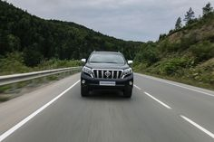 Toyota Land Cruiser Prado - От 13 300р. в месяц