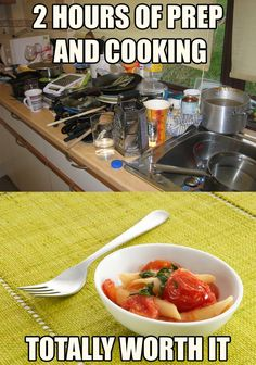 Get your laugh on to these 24 Funny Dirty Dishes Memes! Workout Memes, Gym Memes, Funny Memes, Workouts, That's Hilarious, Funniest Memes, Workout Plans, Funny Quotes, Cooking Meme