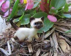 Vintage Siamese Cat