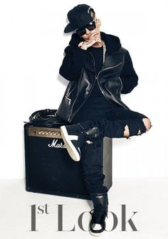 Jessi and Dok2 are full of swag in '1st Look' couple shoot   allkpop.com