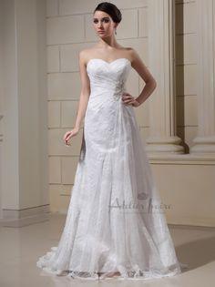 Wedding dress Marsala by Atelier Ivoire