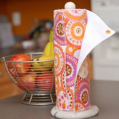 Reusable paper towels-LOVE!