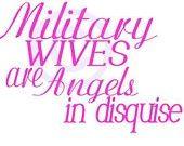 Military Wife Vinyl