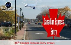 ‪#‎Invitations‬ and ‪#‎CRS‬ Score Announced - ‪#‎Canada‬ ‪#‎ExpressEntry‬. Read more...   https://www.morevisas.com/immigration-news-article/invitations-and-crs-score-announced-canada-express-entry/4577/