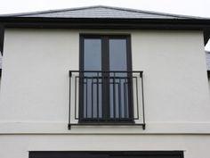 Juliette balcony inspiration for the new kitchen door/window