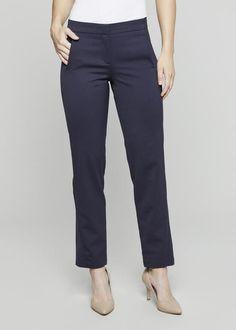 Isen Suit Trouser - Navy Uniformes Empresariales 8540dbaba8c63