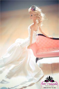 バービーちゃんの結婚式 – Wedding Barbie & Ken –