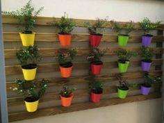 Resultado de imagen para ideas sobre como arreglar las plantas en macetas