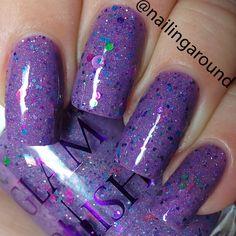 Glam Polish Unicorn Sparkles