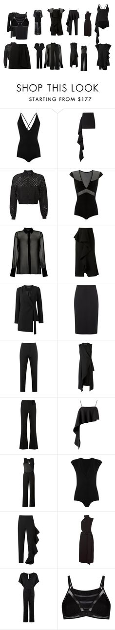 """""""Untitled #4223"""" by luciana-boneca on Polyvore featuring Giuliana Romanno"""