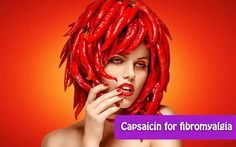 Capsaicin for fibromyalgia
