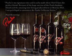 Messina Hof wine! Fastest growing, most awarded wine in Texas! Take a tour of the winery when you're in town!