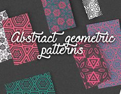 "Check out new work on my @Behance portfolio: ""Abstract geometric patterns (Part 1)"" http://be.net/gallery/54772141/Abstract-geometric-patterns-(Part-1)"