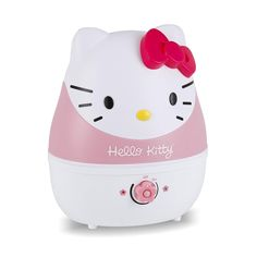 bb07c6336 Amazon.com: Crane USA Filter-Free Cool Mist Humidifiers for Kids, Hello  Kitty: Health & Personal Care