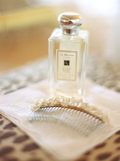 wedding photography - thayer allyson gowdy - bride - getting ready - perfume - jo malone