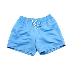 These branded blue swim shorts, 'Ushuaia' named after the exclusive party place in Ibiza, feature the iconic Thomas Royal rich blue colouring. Swim Shorts, Blue Shorts, Tropical Colors, Ushuaia, Designer Swimwear, Ss 15, Workout Shorts, Hearts, Swimming