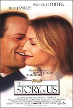 Directed by Rob Reiner. With Bruce Willis, Michelle Pfeiffer, Colleen Rennison, Jake Sandvig. Ben and Katie Jordan are a married couple who go through hard times in fifteen years of marriage. Michelle Pfeiffer, Bruce Willis, This Is Us Movie, Love Movie, Movie Tv, Tim Matheson, Castle Rock, Great Films, Good Movies