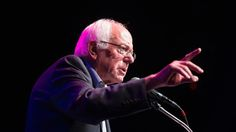 What they fail to mention in this it is 30 years of discontent and not just 7. --- Bernie Sanders Sounds Like a Republican