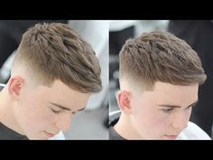 The Top 10 French Crop Haircut ! Guys Hairstyles Trends - YouTube