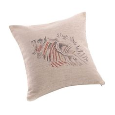 Decorative Pillows - The Sound of Ocean Decorative Pillow Cases