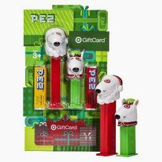 Pez Palz Friends of PEZ: new Target PEZ is coming...