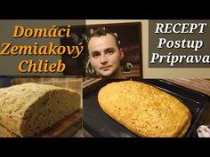Domáci zemiakový chrumkavý CHLIEB 🍞 - YouTube Banana Bread, Desserts, Youtube, Food, Tailgate Desserts, Deserts, Essen, Postres, Meals